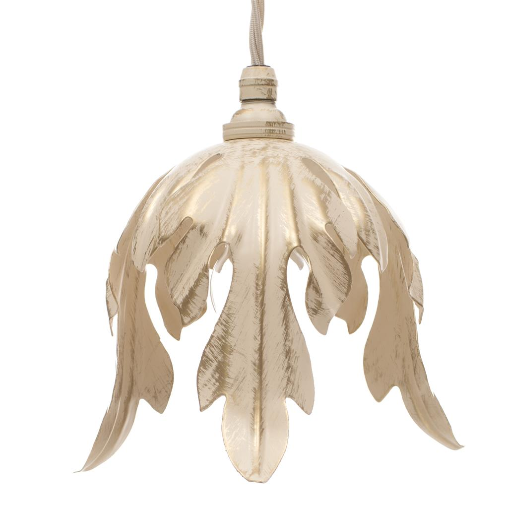 Cranbrook Pendant Light in Old Ivory
