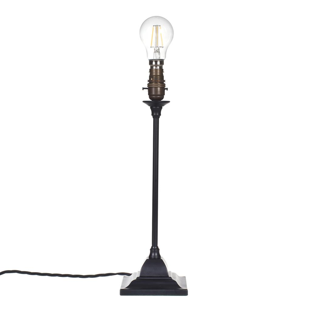 Mansfield Table Lamp in Matt Black