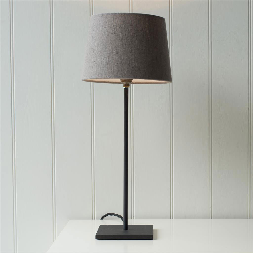 Small Porter Table Lamp in Beeswax