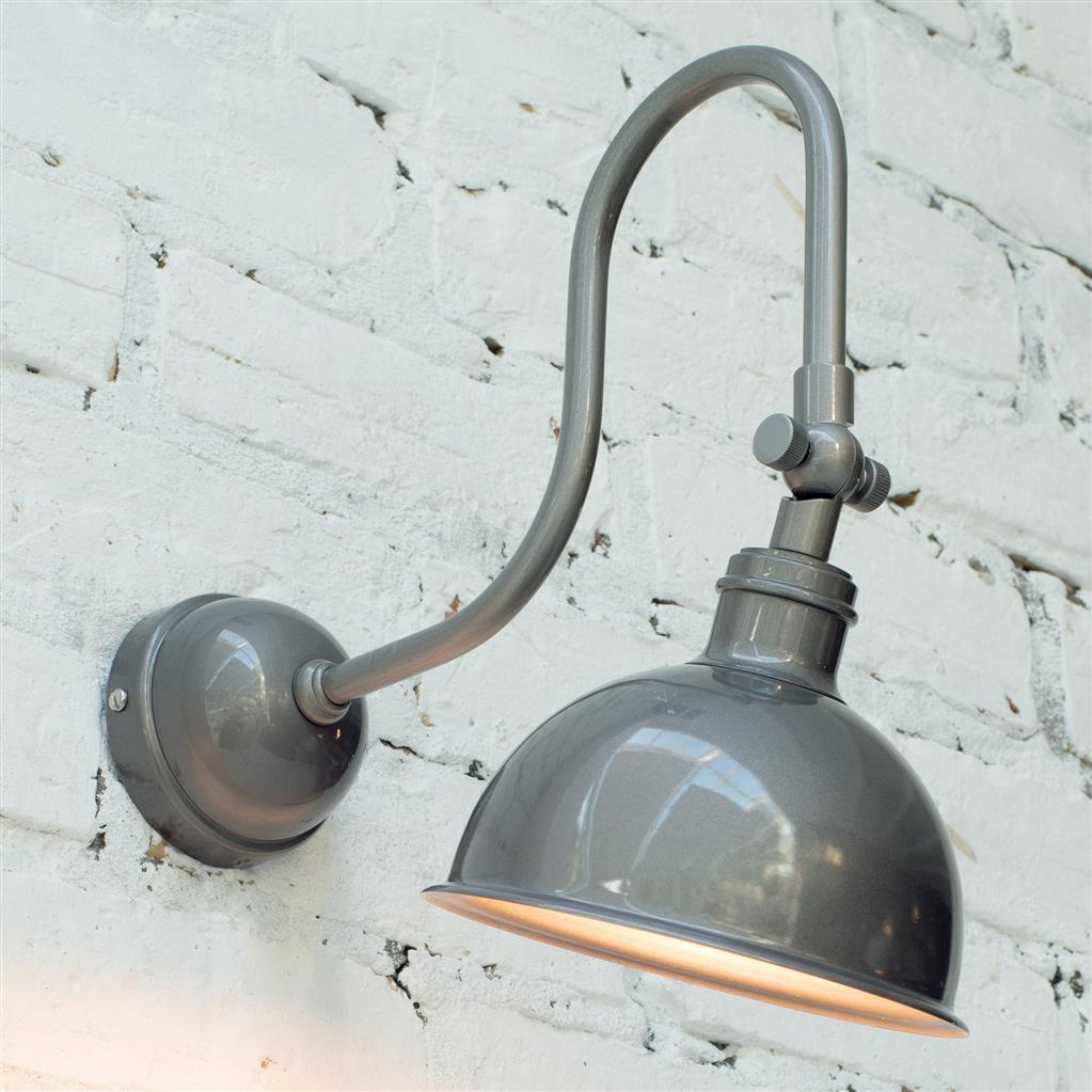 Aldgate Wall Light in Polished