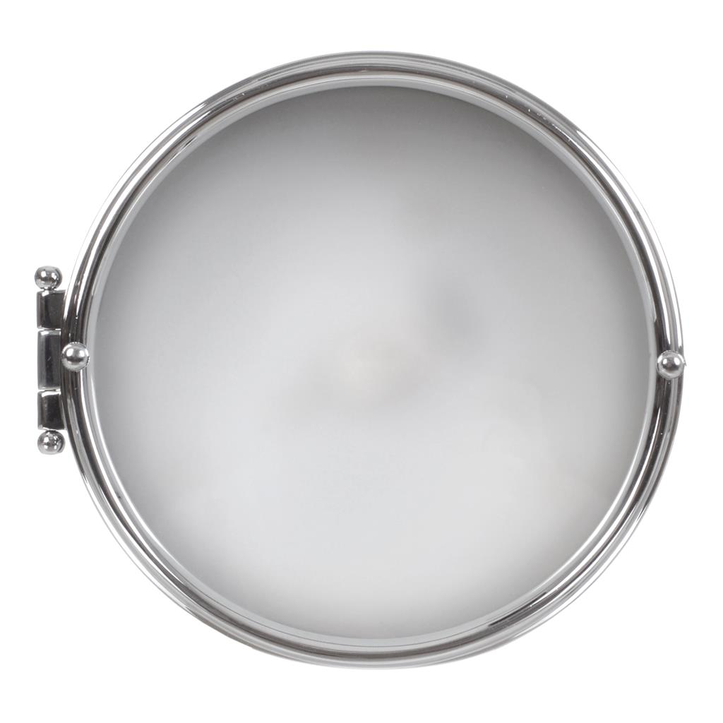 Nickel Churchill Light Flush Ceiling Or Wall Bathroom
