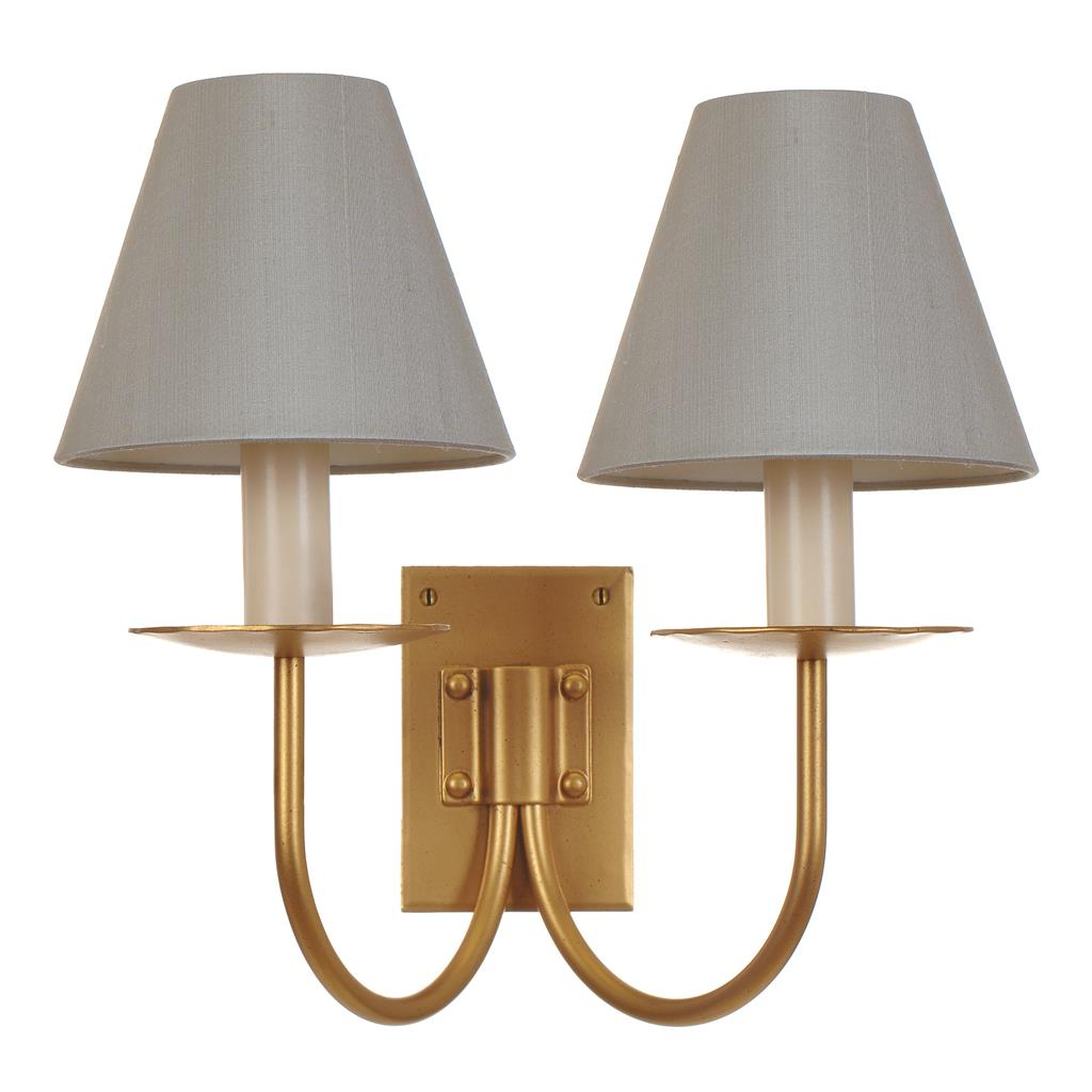Gold Ball Wall Lights : Traditional Wall Lighting Old Gold Smugglers Wall Light Jim Lawrence