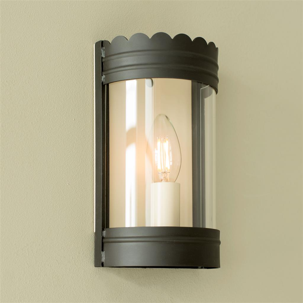 Inverlochy Wall Light in Beeswax