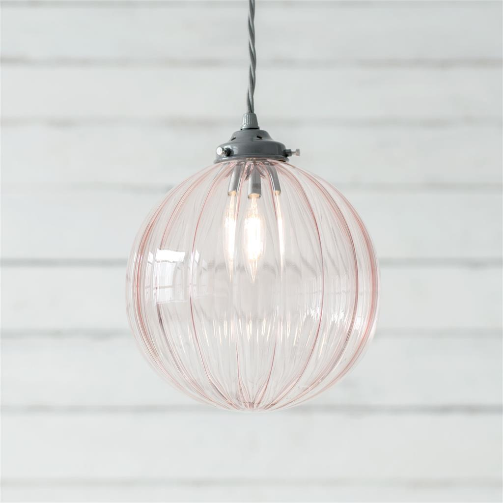 Polished Pendant Light