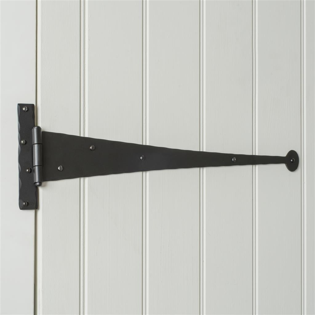 45cm Suffolk Hinge in Matt Black