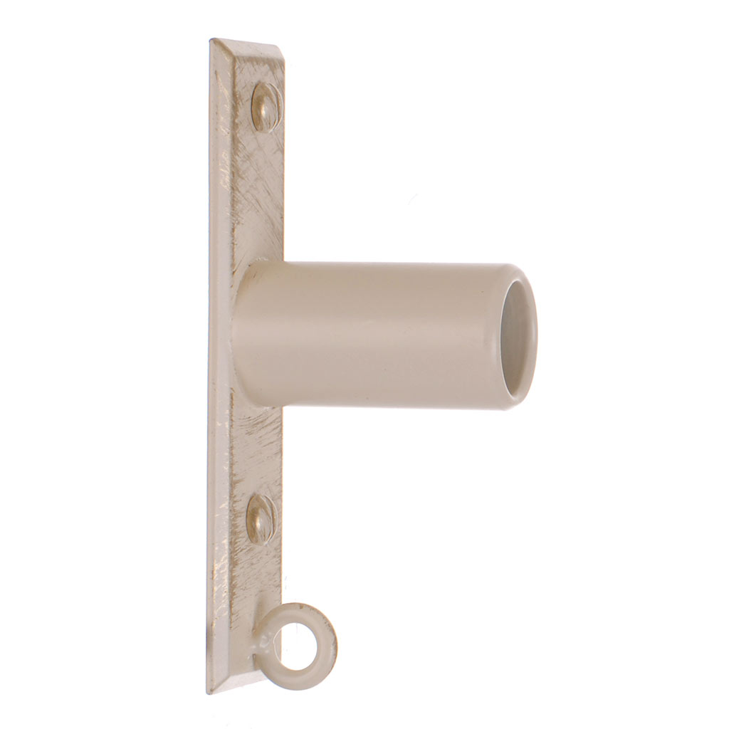 25mm Chapel Recess Bracket in Old Ivory