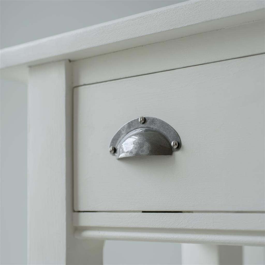 Schoolhouse Drawer and Cupboard Pull in Polished