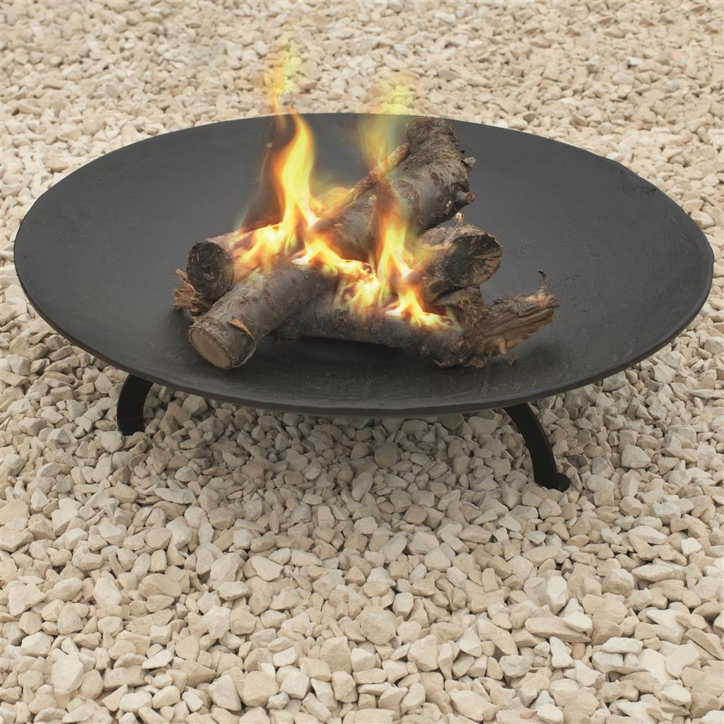 Oakham Cast Iron Fire Bowl