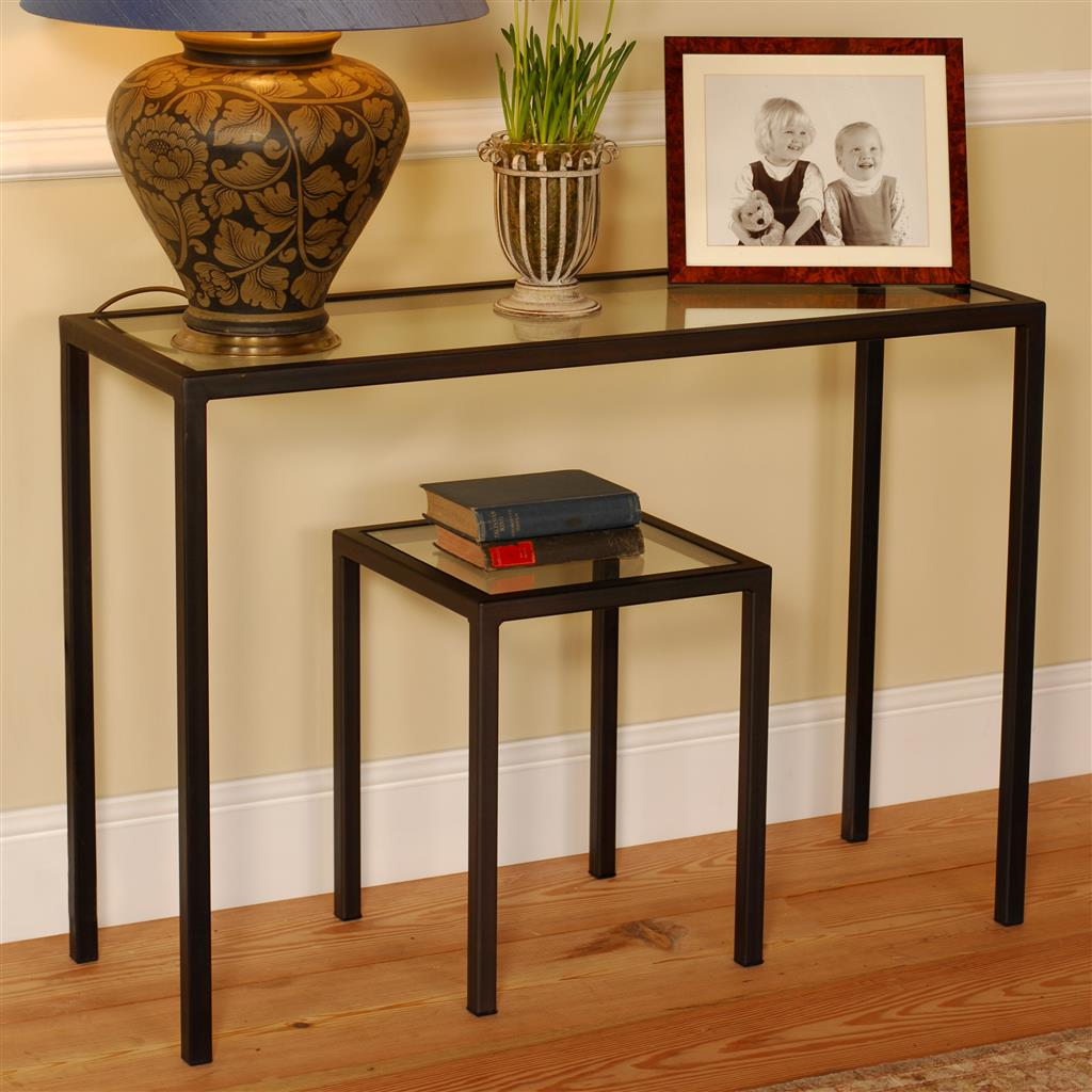 Cromer Console Table in Beeswax