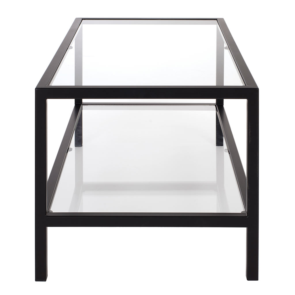 Cromer Coffee Table in Matt Black