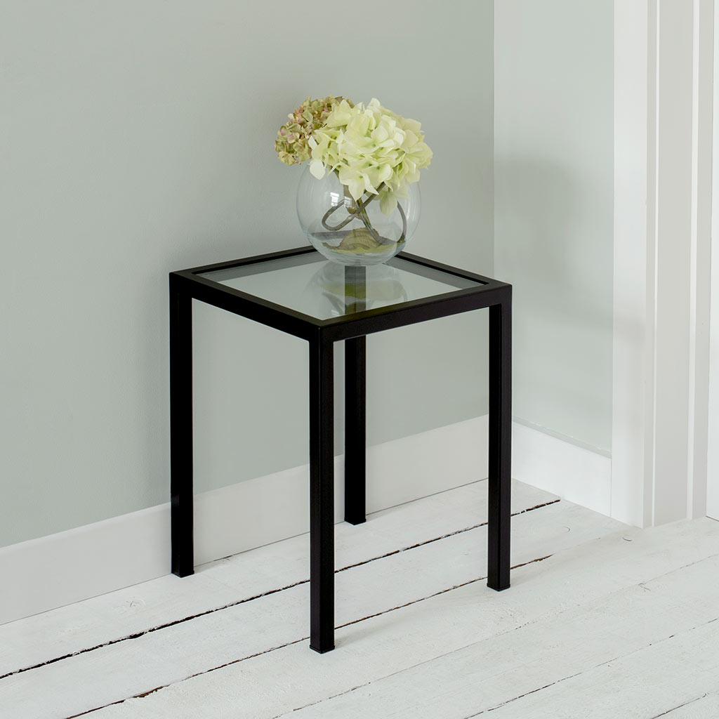 Cromer Side Table in Beeswax
