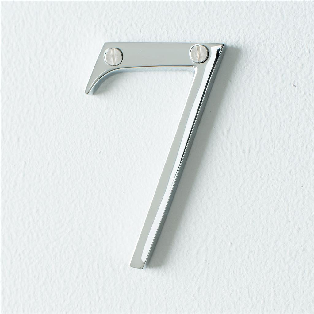 Number 7 in Nickel