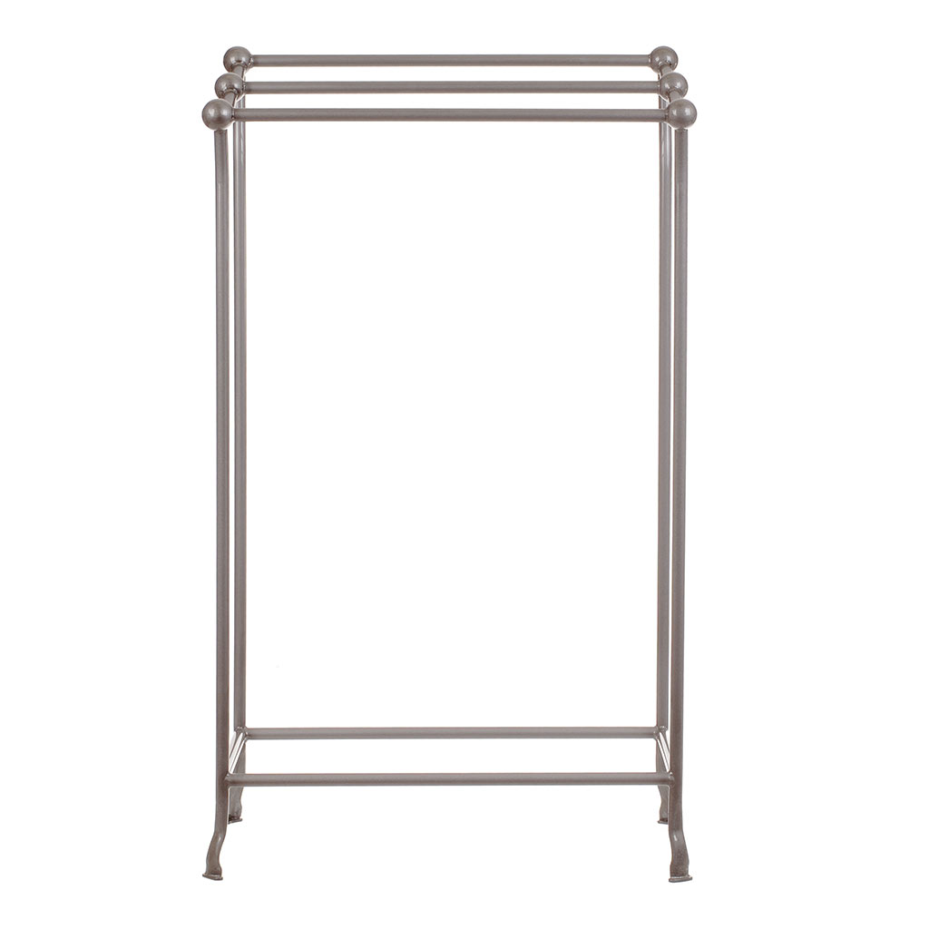 Small Tallow Towel Rail in Polished
