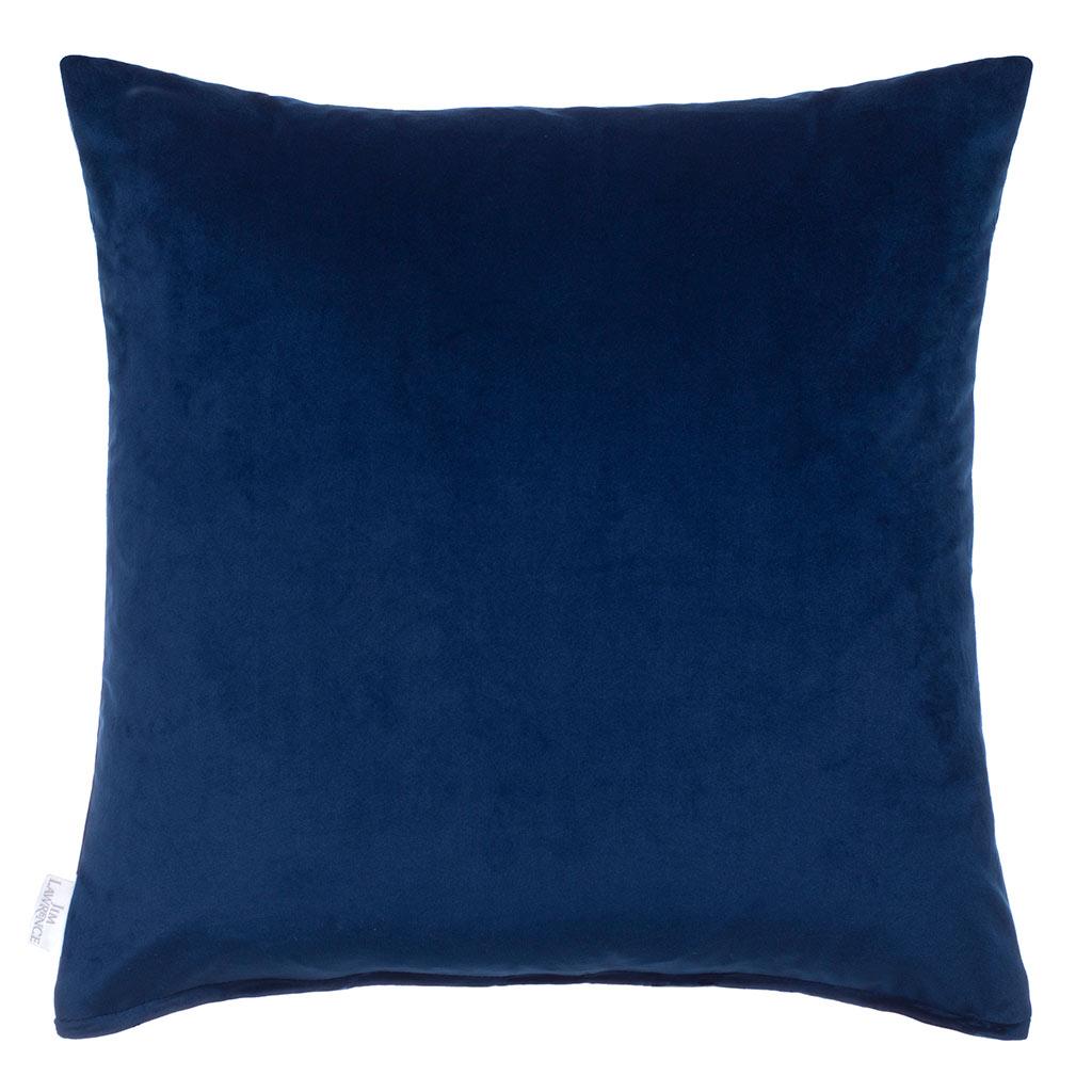 Cushion Covers Soft Furnishings Navy Blue Velvet