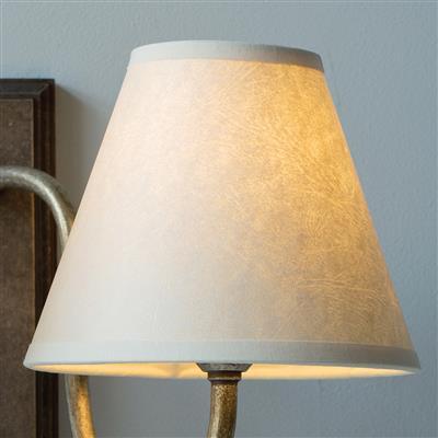 bathroom candle shades jim lawrence lighting and home. Black Bedroom Furniture Sets. Home Design Ideas