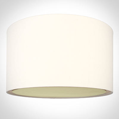 Diffuser for 45cm Cylinder Shade in Royal Oyster Silk