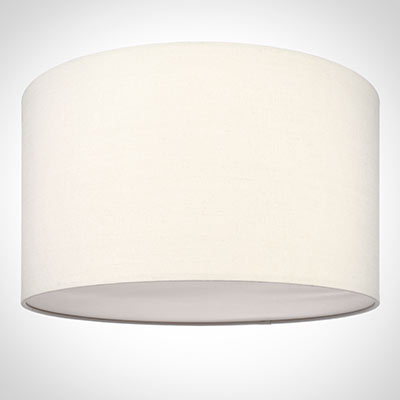 Diffuser for 45cm Cylinder Shade in White Velum