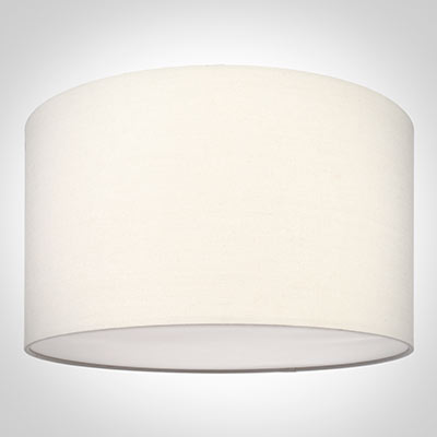 Diffuser for 50cm Cylinder Shade in White Velum