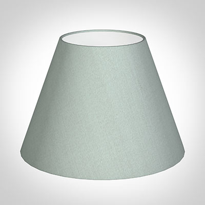 30cm Empire Shade in French Grey Silk