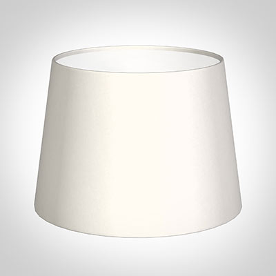 20cm Medium French Drum Shade in Cream KillowenLinen