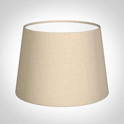 20cm Medium French Drum Shade in Royal Oyster Silk