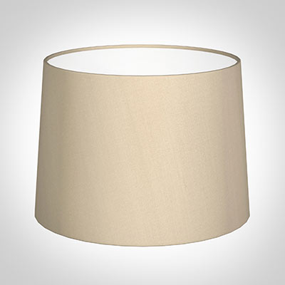 40cm Pendant Medium French Drum Shade in Royal Oyster Silk