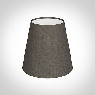 Tapered Candle Shade in Mouse Waterford