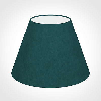 25cm Empire Shade in Teal Hunstanton Velvet