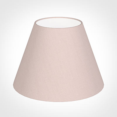 25cm Empire Shade in Vintage Pink Waterford