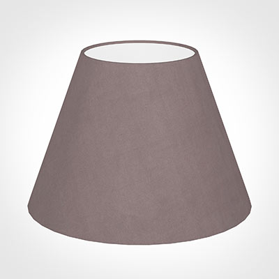 30cm Empire Shade in Dusky Pink Hunstanton Velvet