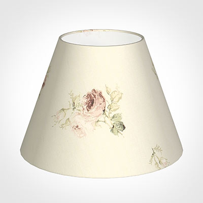 30cm Empire Shade in Antique Rosanna