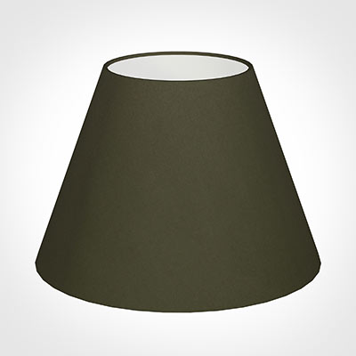 30cm Empire Shade in Laurel Satin