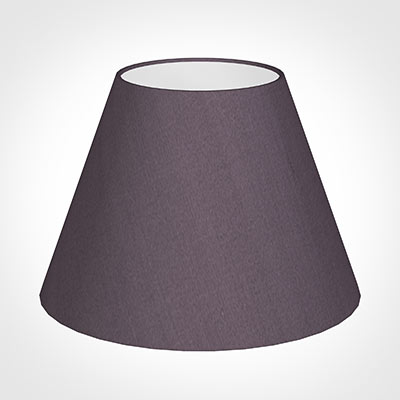30cm Empire Shade in Heather Silk