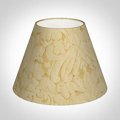 35cm Empire Shade in Gold Chatsworth