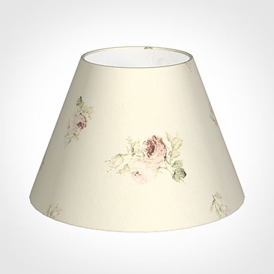 40cm Empire Shade in Antique Rosanna