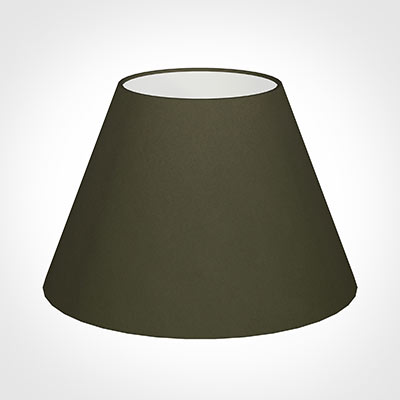 40cm Empire Shade in Laurel Satin