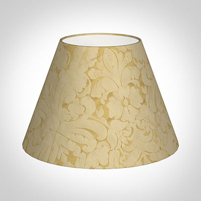 45cm Empire Shade in Gold Chatsworth