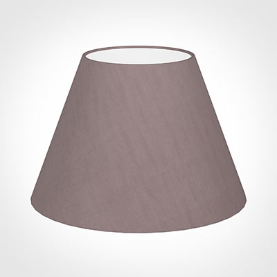 45cm Empire Shade in Dusky Pink Hunstanton Velvet
