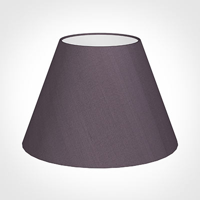 45cm Empire Shade in Heather Silk