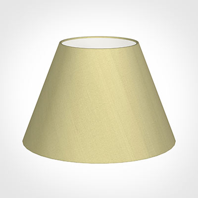 50cm Empire Shade in Wheat Faux Silk