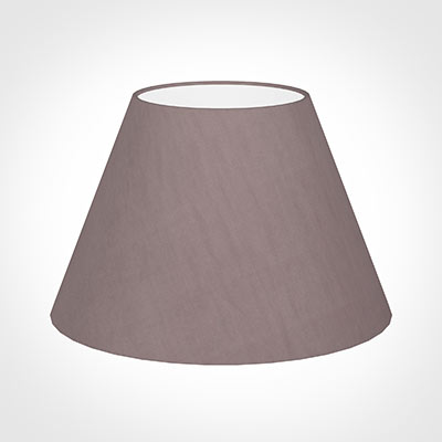 50cm Empire Shade in Dusky Pink Hunstanton Velvet