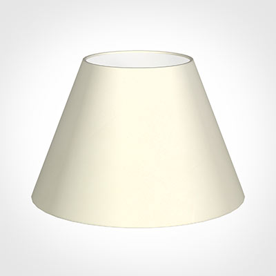 50cm Empire Shade in Cream Satin