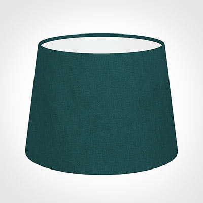 20cm Medium French Drum in Teal Hunstanton Velvet