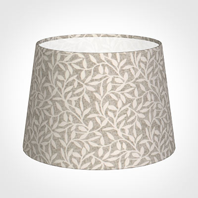 25cm Medium French Drum Shade in Grey Marl Arbour
