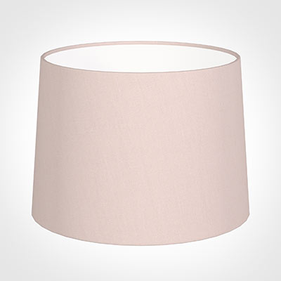 45cm Medium French Drum Shade in Vintage Pink