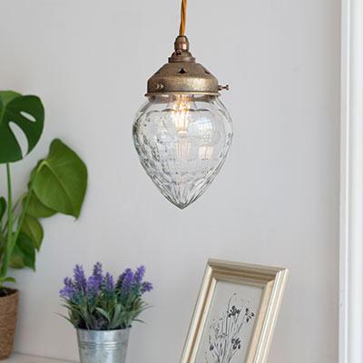 Orfila Crystal Pendant Light