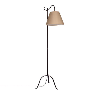 Nayland Adjustable Reading Lamp in Beeswax