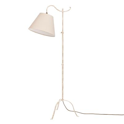 Nayland Adjustable Reading Lamp in Old Ivory