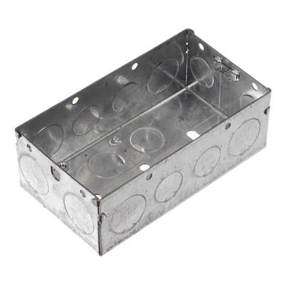 Double Mounting Box - 47mm deep