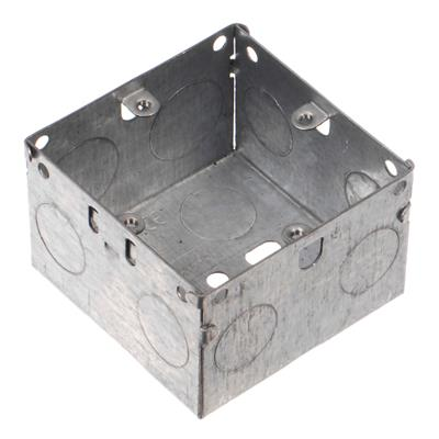 Single Mounting Box - 47mm deep